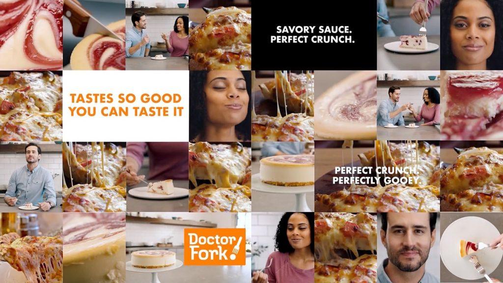 Doctor Fork - Ad Variations