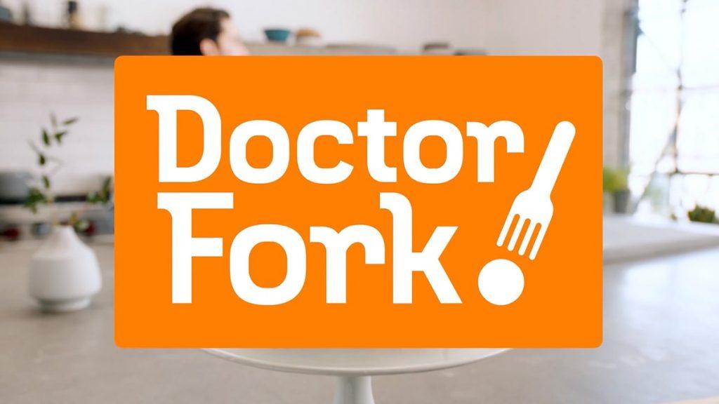 Doctor Fork - Branding