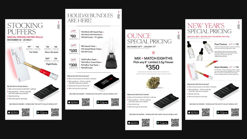 Promotional Flyers